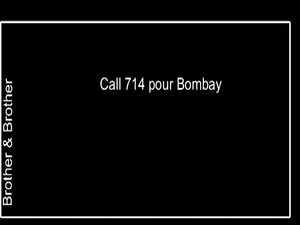 Call 714 pour Bombay